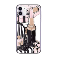 iPhone 11 Cellphone Phone Case Makeup Theme Pro Max Beauty
