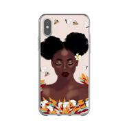 Phone 11 Cellphone  Phone Case Makeup Theme Pro Max Black Girls