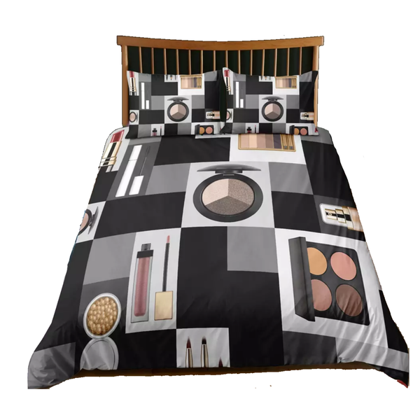 Makeup Theme Bedding - lexinoelbeauty.com