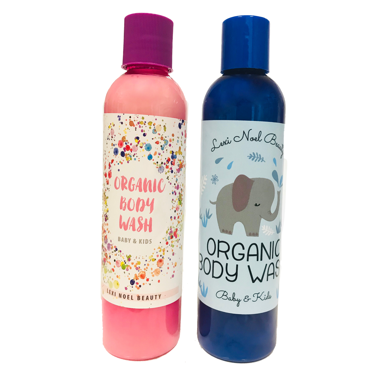Body Wash Baby Kids Organic Vegan