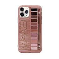 iPhone 11 Cellphone Case Eyeshadow Makeup Theme Pro Max - lexinoelbeauty.com