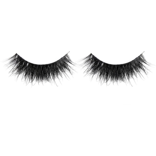 Number 5 3D Mink Lashes Hand Made Comes With Free Applicator - lexinoelbeauty.com