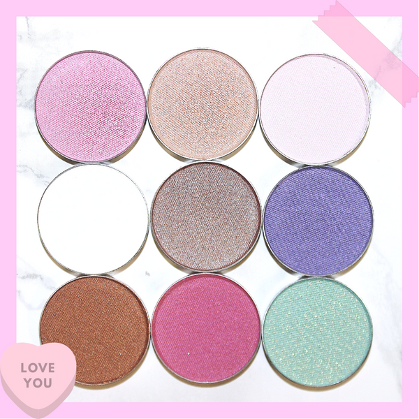 Love You Palette LIMITED EDITION - lexinoelbeauty.com