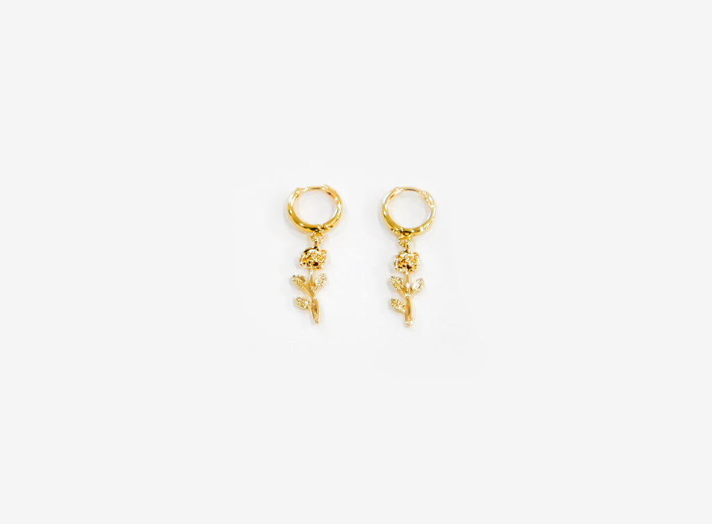 La Rosa Earrings