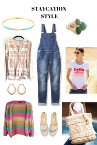 Staycation Style: What to wear on a British Holiday