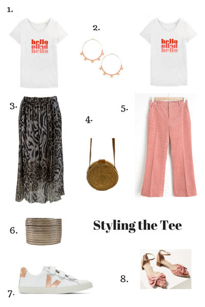 Styling the Tee