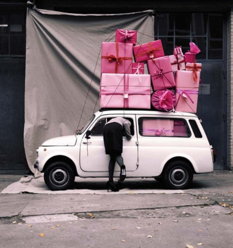 5 steps to finding the perfect present