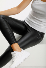 Natalia faux leather leggings