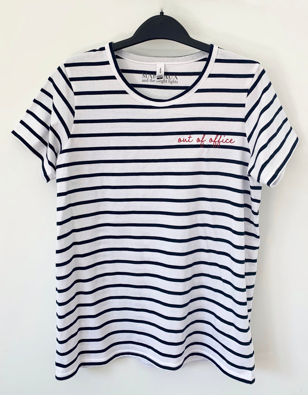 Out of Office Breton tee