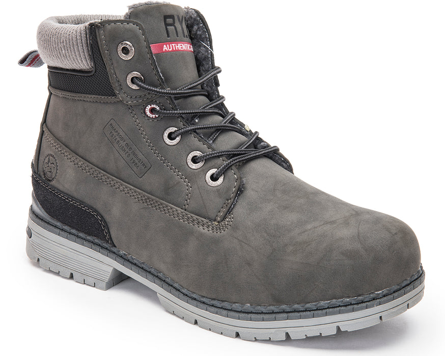 Rooty M Hi-Cut Boot W/Warm Lining