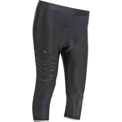 ENDURANCE Jayne W 3/4 Cycling Tights XQL Cycling 1001 Black