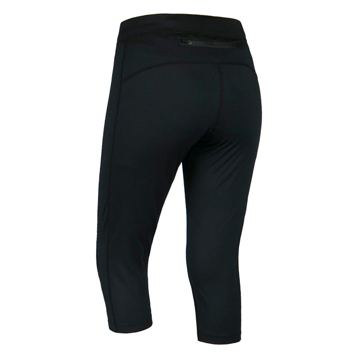 ENDURANCE Zenta W 3/4 Run Tights Tights 1001 Black