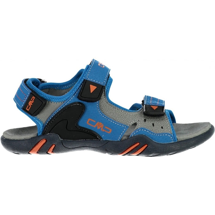 CMP Alphard Kids Hiking Sandal Sandal 25MC Cyano-Orange