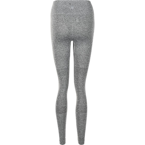 ATHLECIA Alysa W Melange High Waist Tights Tights 1038 Mid Grey