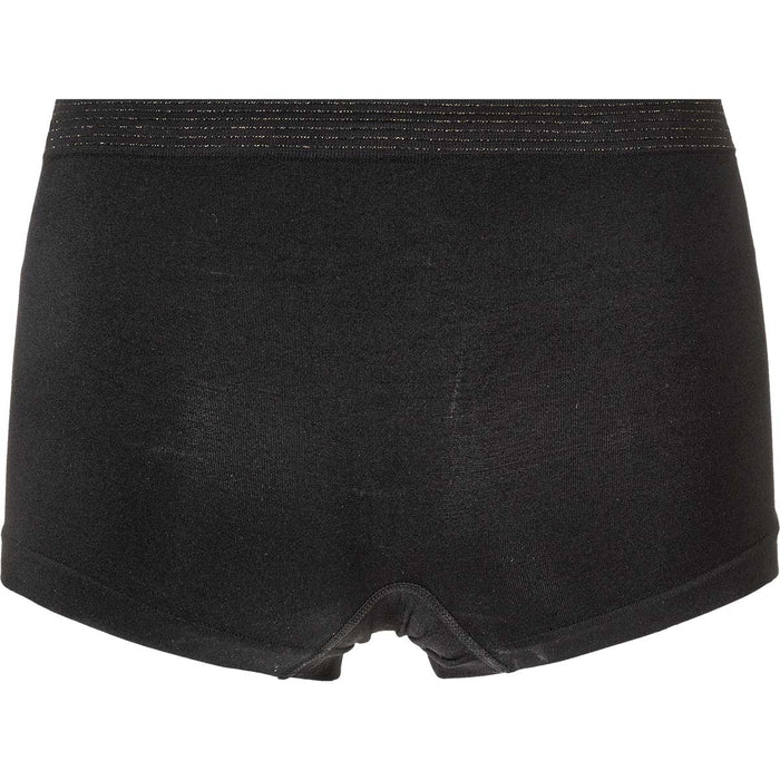ENDURANCE Anyo Jr. Seamless Hipster Shorts 1001 Black