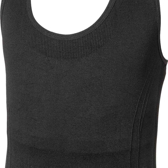 ENDURANCE Anyo Jr. Seamless Top Top 1001 Black