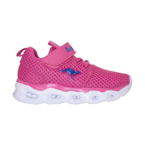 KangaROOS Baby Shine EV Shoes 6134 Daisy Pink