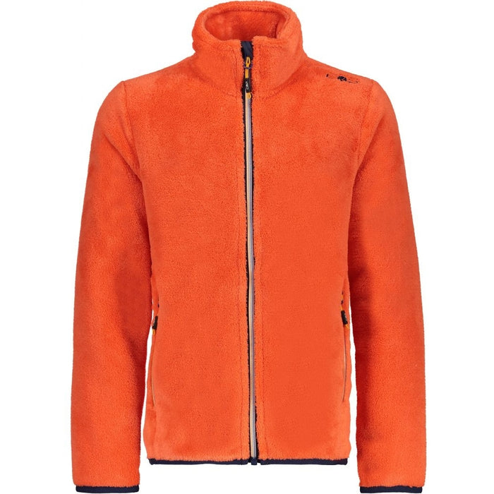 CMP Boy Jacket Fleece C720 Orange