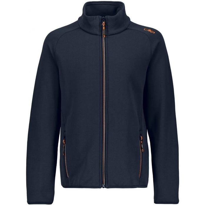 CMP Boy Jacket Fleece 71BL B Blue