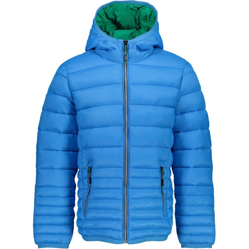 CMP Boy Jacket Fix Hood Jacket M885 Cyano