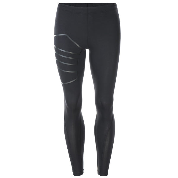 ENDURANCE Burnland M Compression Long Tights Compression 1001 Black