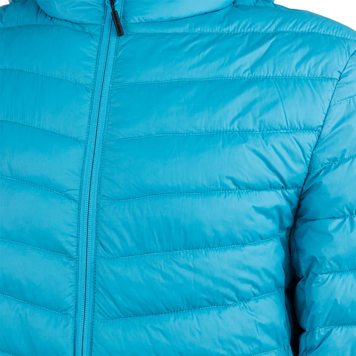 NORTH BEND CROWN M LIGHT JACKET Down jacket 433 BLUE CAPRI