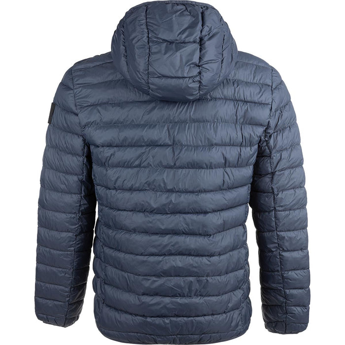 NORTH BEND CROWN M LIGHT JACKET Down jacket 448 BLUE INK