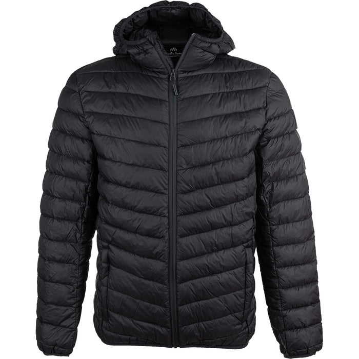 NORTH BEND CROWN M LIGHT JACKET Down jacket 500 Black - NB