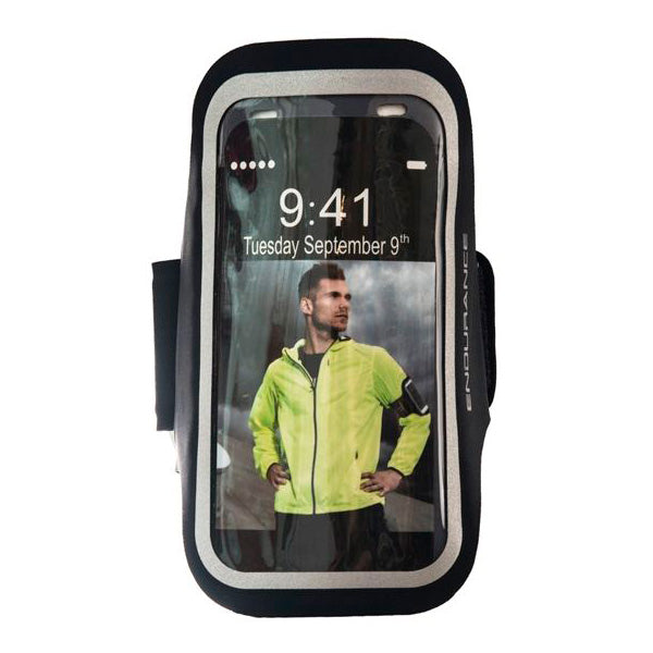ENDURANCE Cave Ultra Thin Armband For I-Phone Accessories 1001 Black