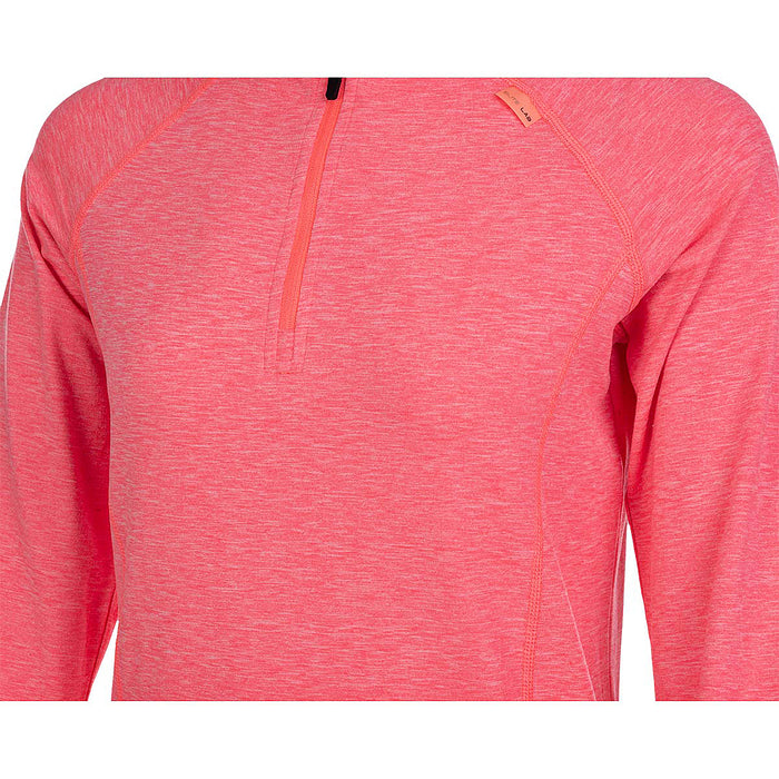 ELITE LAB Core X1 Elite W Melange Midlayer Midlayer 4073 Pitaya Pink