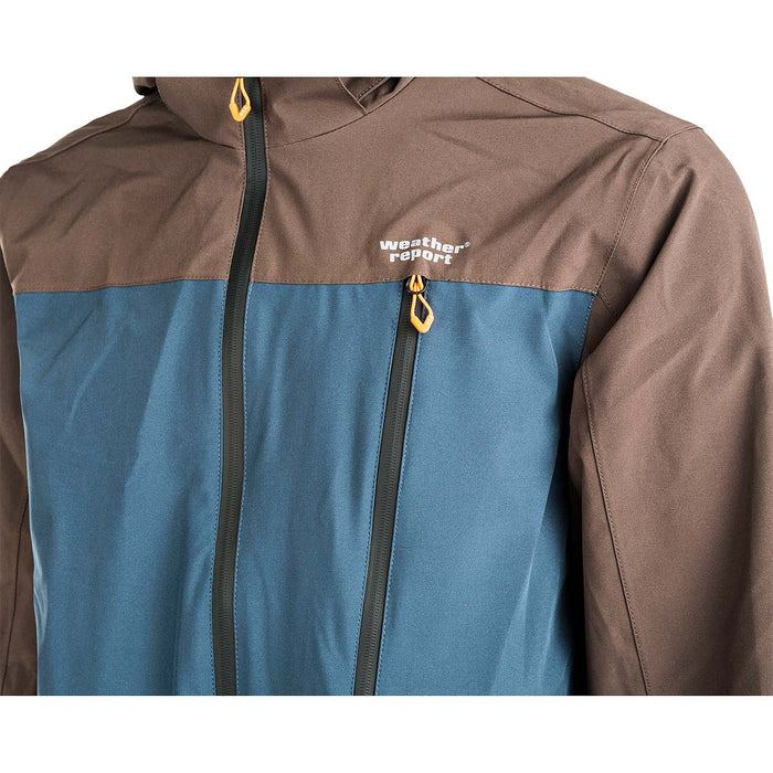 WEATHER REPORT Delton M AWG Jacket W-PRO 15000 AWG 5055 Bracken