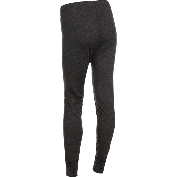 NORTH BEND EXOWOOL BASELAYER PANTS W Midlayer 500 Black - NB