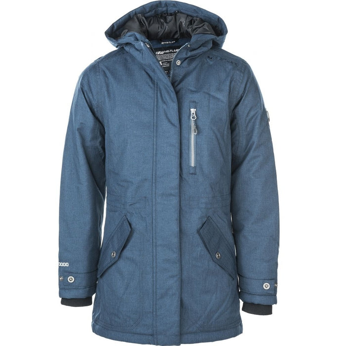 WHISTLER Elmau Jr. Long Jacket W-PRO10000 Winter jacket 2002 Navy