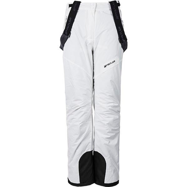 WHISTLER Fairway W Ski Pant  W-PRO 10.000 Ski Pant 1002 White