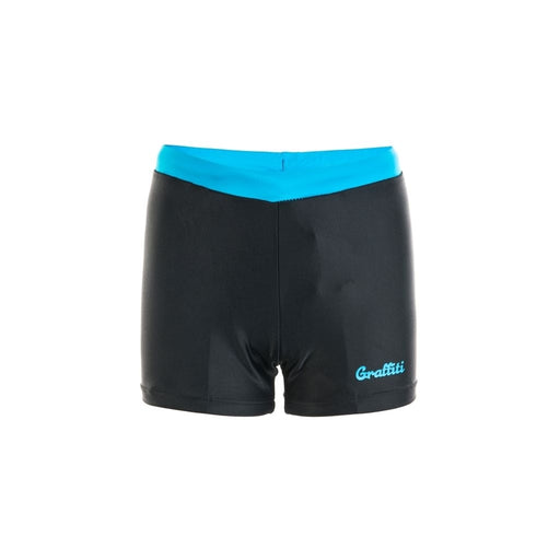 GRAFFITI Gorey Boys Swim Tight Swimwear 1001A BlackA