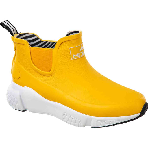MOLS Haugland W Rubber Boot - low cut Rubber Boot 5019 Lemon Chrome