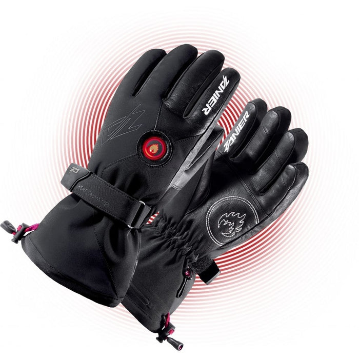 ZANIER Heat GTX Gore-tex Woman Heated Glove Gloves Z-20 black