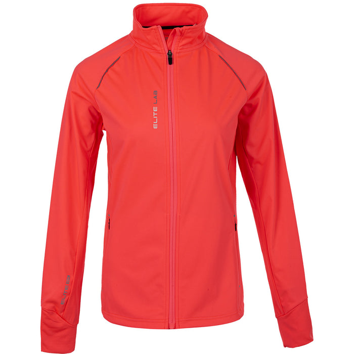 ELITE LAB Heat X1 Elite W Jacket Running Jacket 4073 Pitaya Pink