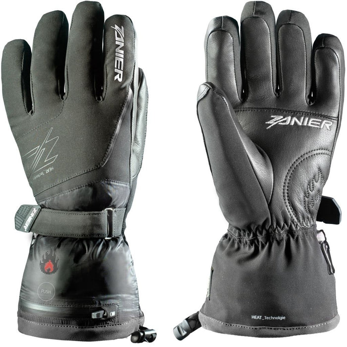 ZANIER Heat ZX 3.0 Man Heated Glove Gloves ZA2000 Black