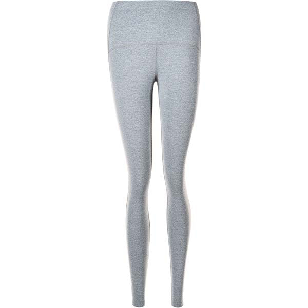 ATHLECIA Hebe W Melange Long Tights Tights 1005 Light Grey Melange