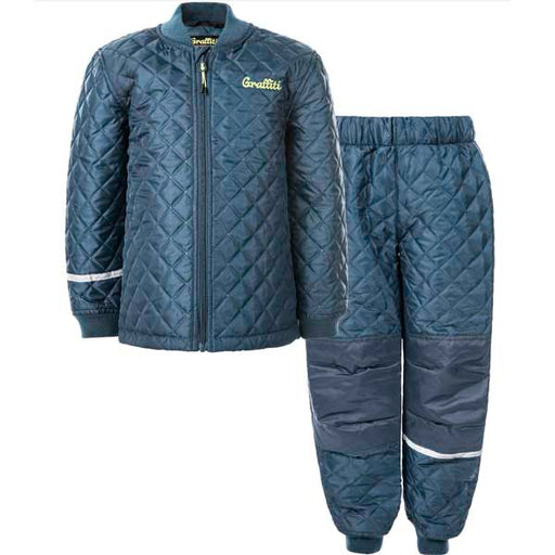 GRAFFITI Ilsan Thermo Set Thermo 2048 Navy Blazer