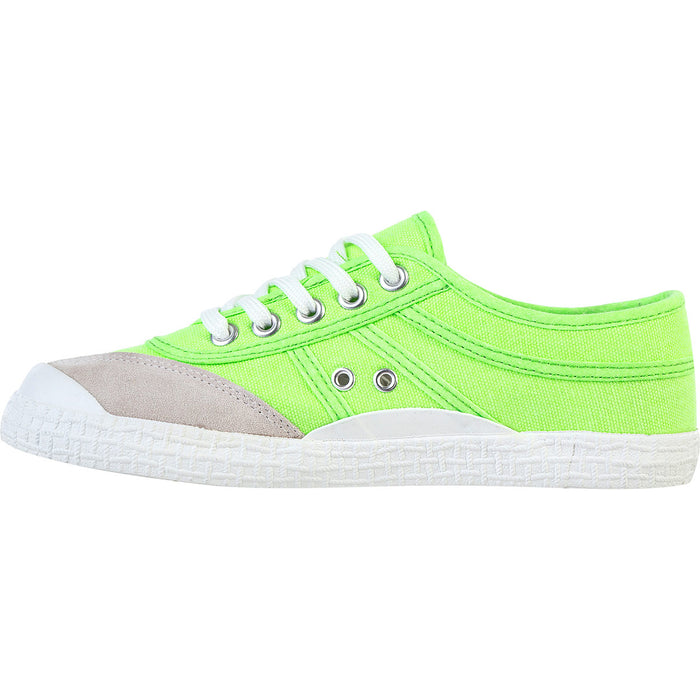 KAWASAKI Kawasaki Original Neon Canvas shoe Shoes 3002 Green Gecko