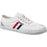 KAWASAKI Kawasaki Retro Canvas Shoe Shoes 1002 White