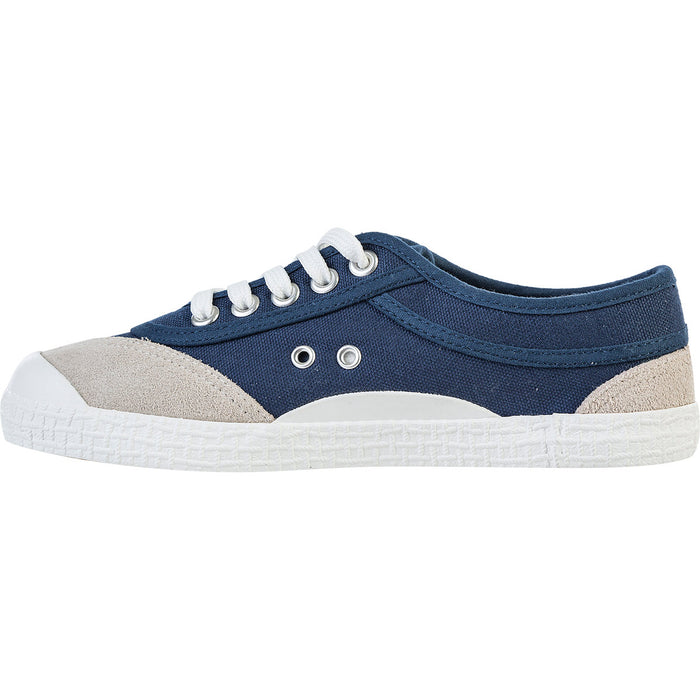 KAWASAKI Kawasaki Retro Canvas Shoe Shoes 2002 Navy