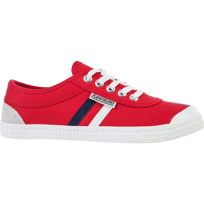 KAWASAKI Kawasaki Retro Canvas Shoe Shoes 4012 Fiery Red