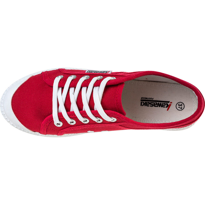 KAWASAKI Kawasaki Tennis Canvas Shoe Shoes 4042 Picante