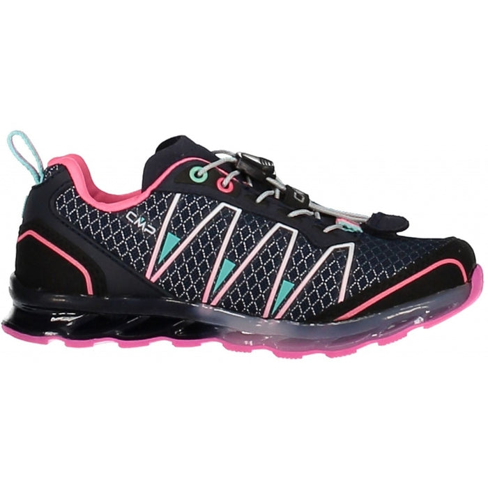 CMP Kids Altak Trail Shoe Shoes 98BD NAVY-PINK FLUO-A.MARINA