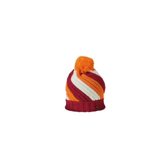 CMP Kids Knitted Hat Hoods C551 Orange