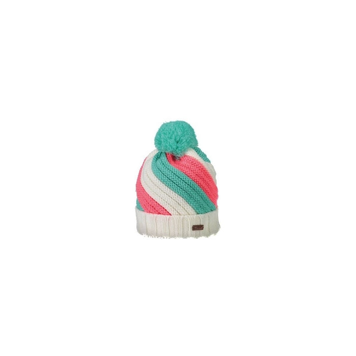 CMP Kids Knitted Hat Hoods E560 Aquamint