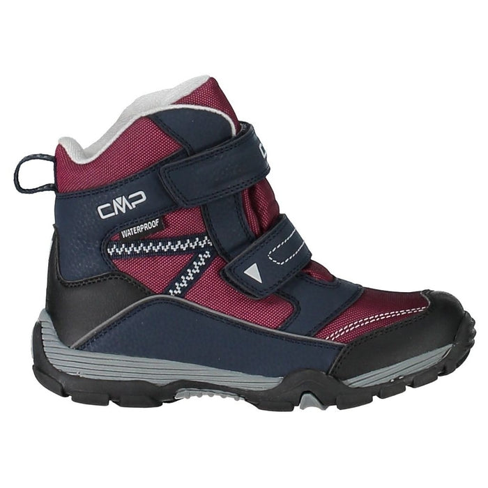 CMP Kids Pyry WP Winterboot (25-32) Boots B833 Strawberry